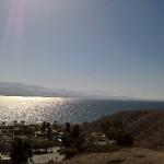 Ein letzter Blick auf dad Rote Meer